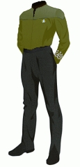 Uniform duty gold master cpo