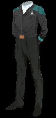 Uniform Jacket Blue