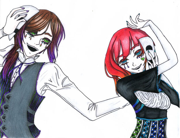File:Takashi and mugi crazy clown by kanariringo-d4jypm0.jpg