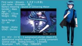 【UTAU Release】Heartbeat Clocktower【煌くミズオト - Kirameku Mizuoto VCV】