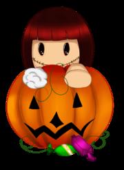 Lyin cryin pumpkin copie