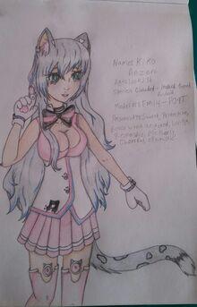 Kiko outfit