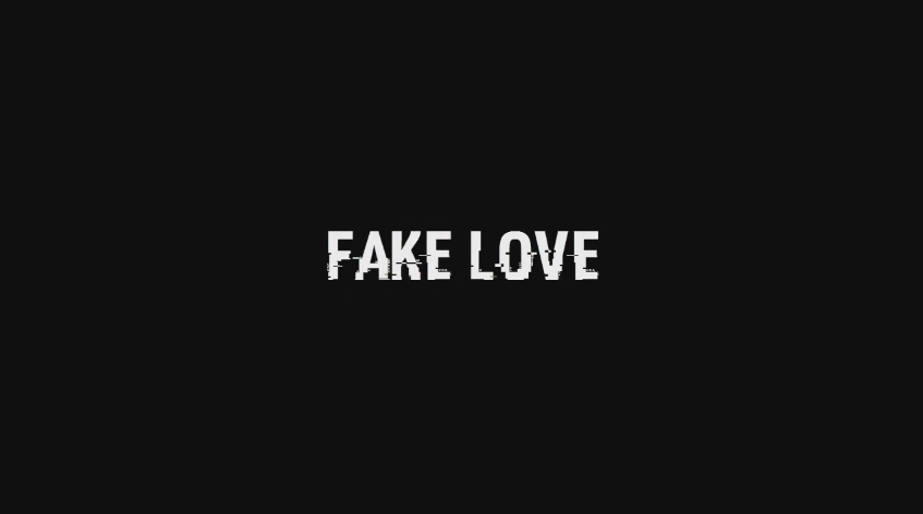 Love Is Fake Quotes: FANDOM Powered By Wikia