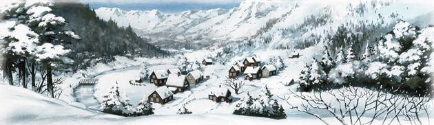 Diebal Mountains