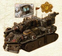 Batomys Tank