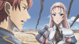 VC3 The Princess and the Lion