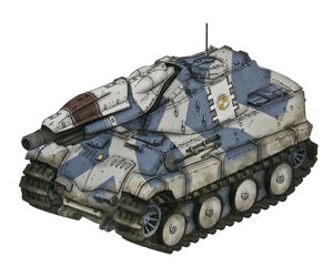 Type36 heavy tank b