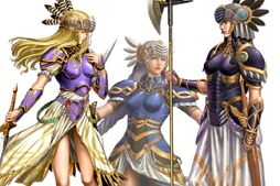 The Valkyrie Sisters