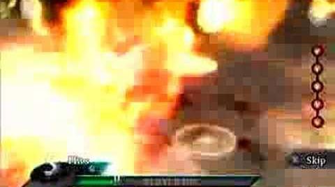 VP2, Determined Dirna's Meteor Swarm