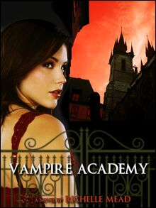 1 vampire academy by everhatake