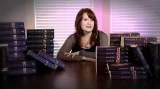Richelle Mead Answers Vampire Academy Fan Questions