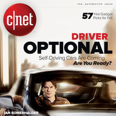 C-Net — Fall 2015, United States, Ian Somerhalder