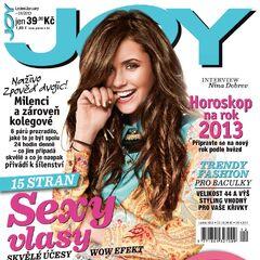 Joy — Jan 2013, Turkey, Nina Dobrev