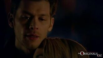 The Originals 3x19 Cami dies (Final moments with Klaus)
