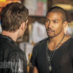 Klaus and Marcel