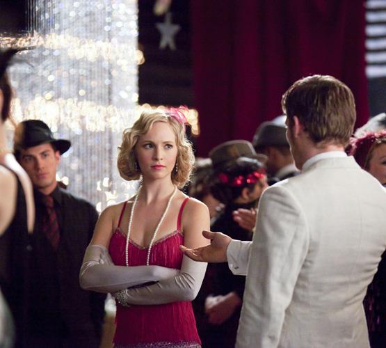 Vampire Diaries Caroline Tyler