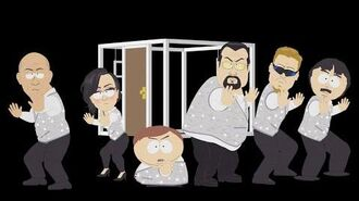 """South Park - Safe Space - """"In My Safe Space"""""""