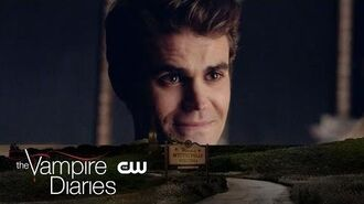 The Vampire Diaries You Decided That I Was Worth Saving Trailer The CW
