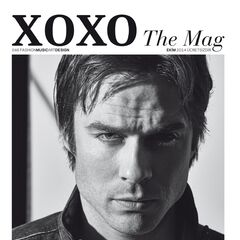 Xoxo — Oct 2014, Turkey, Ian Somerhalder