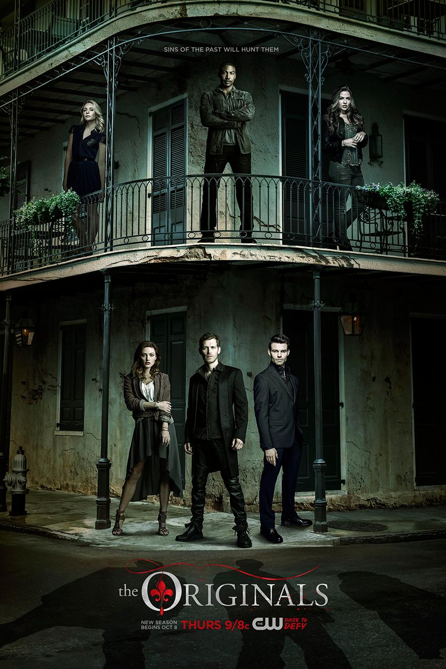 3 Staffel The Originals