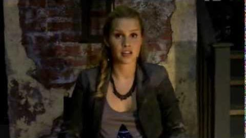 Claire Holt Previews The Originals