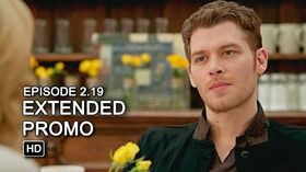 The Originals 2x19 Extended Promo - When the Levee Breaks HD