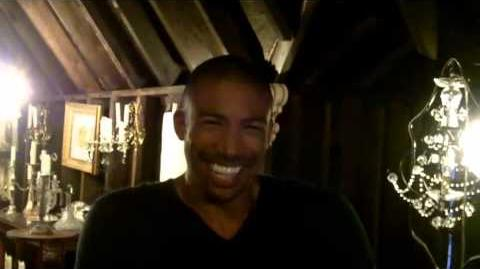 Charles Michael Davis Previews The Originals