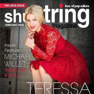Shu String — Feb 2016, United States, Teressa Liane
