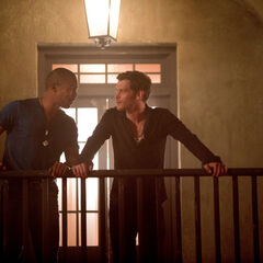 Marcel and Klaus