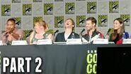 The Originals Panel Part 2 - Comic Con 2015-2