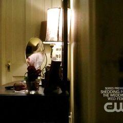 Caroline's dresser