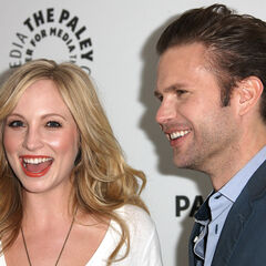 Candice Accola, Matthew Davis