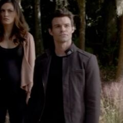 Hayley and Elijah