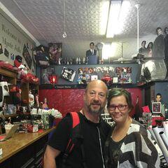 Tony Solomons, Jessica Lowery July 13, 2015