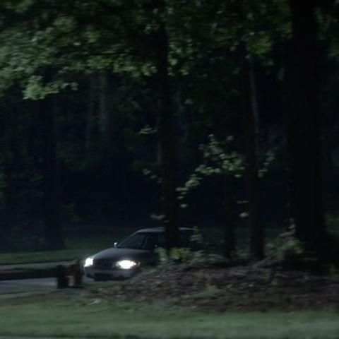 Grayson and Miranda picking up Elena