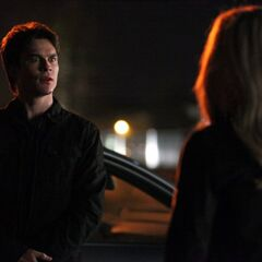 Damon and Rebekah 4x16