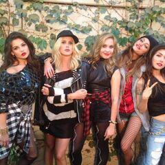 Danielle, Claire, Leah, Phoebe, & Daniella