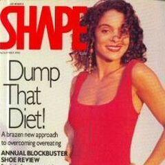 Shape — 1990, United States, Jasmine Guy
