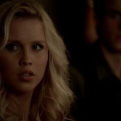 Rebekah sees her mother.