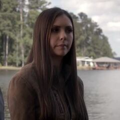 Last time I was here I was so in love with Stefan...