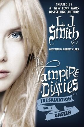 Salvation Novel Cover
