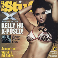 Stuff — Jul 2003, United States, Kelly Hu