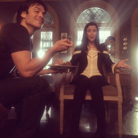 File:2015-11-23 Ian Somerhalder Annie Wersching Instagram.jpg