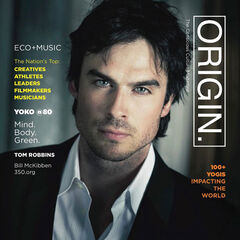 Origin — Feb 2013, United States, Ian Somerhalder