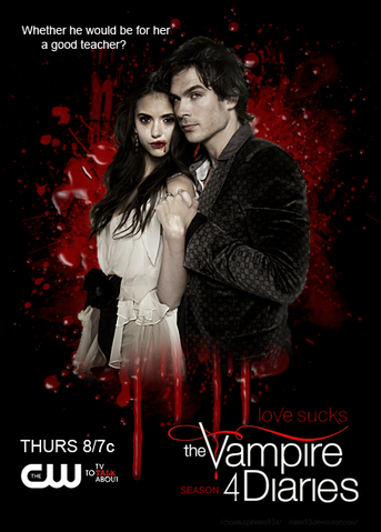 File:The vampire diaries season 4 promo poster by aisim93-d56b3em.png