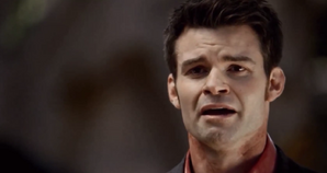 Elijah sad for Hayley 1x22