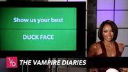 The Vampire Diaries CWestionator Kat Graham The CW