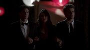 Damon elena and stefan 4x19