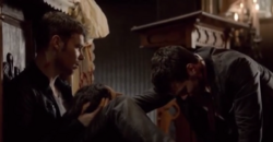 Klaus-Hayley and Elijah 1x22...