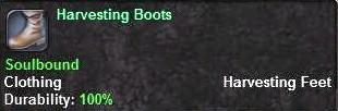 Harvesting Boots